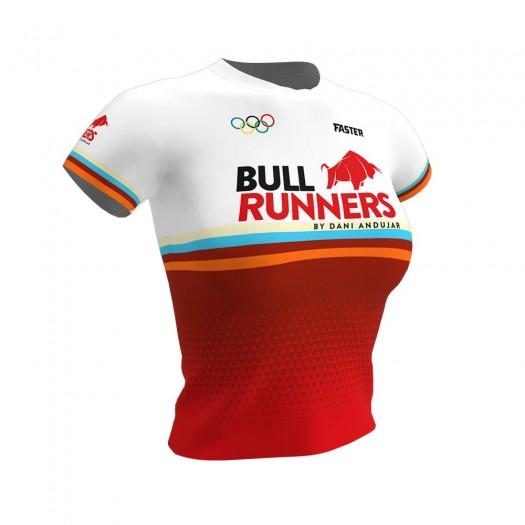 Camiseta Pro Mujer - BULL...