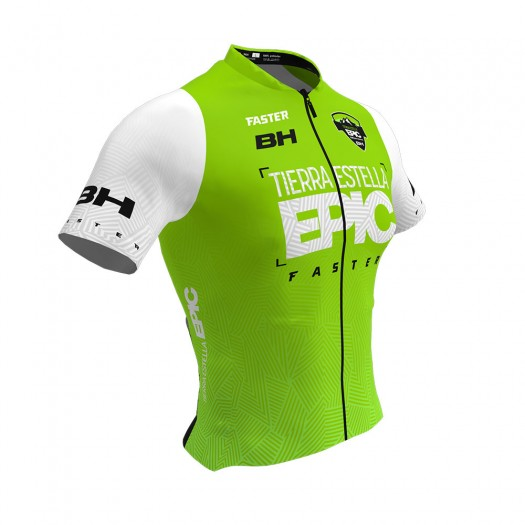 Maillot Faster Tierra...