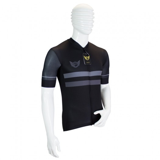 Maillot Superfine Black